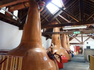 Benriach stills